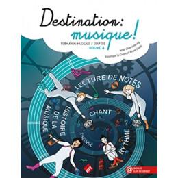 DESTINATION MUSIQUE - VOL 4
