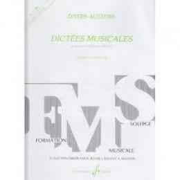 JOLLET - Dictées musicales vol 4