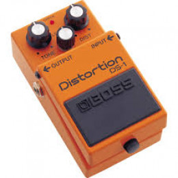 BOSS - DS 1 - DISTORTION