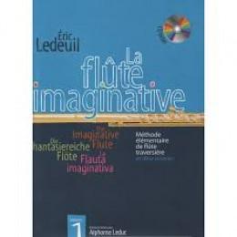 LEDEUIL - La flûte imaginative 1