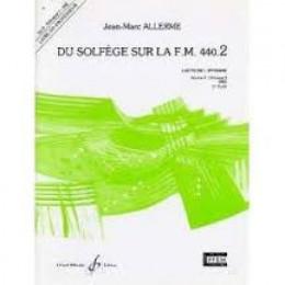 ALLERME  du solfège sur la F.M 440.2