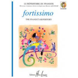 Le Répertoire du pianiste - Fortissimo