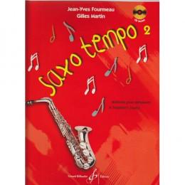 Saxo Tempo 2 - Fourmeau/Martin