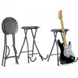 TABOURET / STAND GUITARE