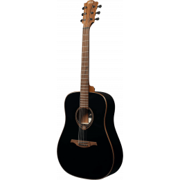 LAG - Guitare Folk - T118 D - BLK