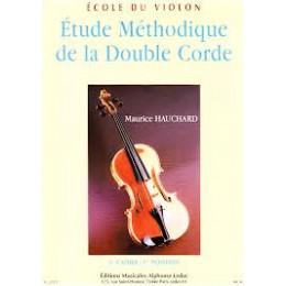 Hauchard - Etude Méthodique 1er Cahier
