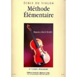 Hauchard -  Méthode élémentaire 2ème cahier