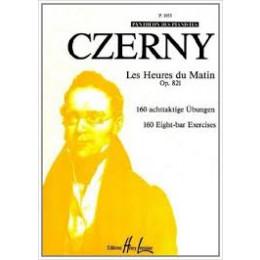 CZERNY - Les Heures du Matin Op 821