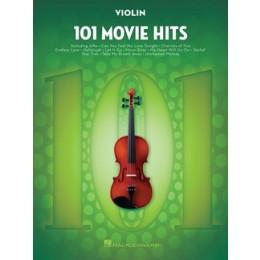 101 Hits musiques de film pour violon