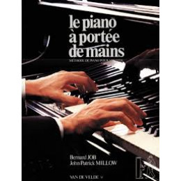 JOB - Le piano à portée de mains
