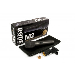 RODE - M 2 - Micro de scène