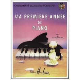 Ma première année de piano - POUILLARD