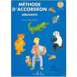 Méthode d'Accordéon - Débutant