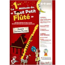 """La 1ére méthode du """" Tout petit Flûté"""""""