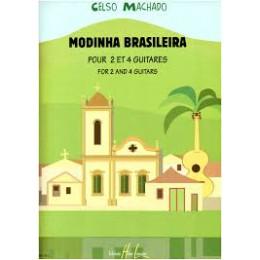 MODINHA BRASILEIRA de C.MAHADO