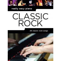 CLASSIC ROCK - Piano facile