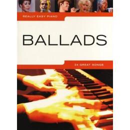 BALLADS - Piano facile