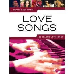 LOVES SONGS - Piano facile