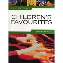 Children's Favourites - Piano facile