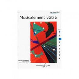 JOLLET Musicalement vôtre vol 2