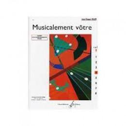 JOLLET Musicalement vôtre vol 4