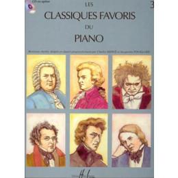 Les Classiques Favoris du Piano - 3
