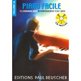 PIANO FACILE - Volume 1