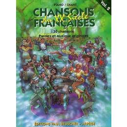 CHANSONS FRANCAISES du XXe SIECLE- V2