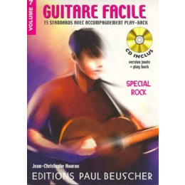 GUITARE FACILE - Volume 7 - SPECIAL ROCK