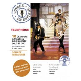 TELEPHONE -  Voyage en guitare