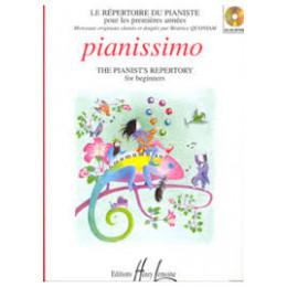 Le Répertoire du pianiste - Pianissimo