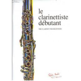 CROCQ - Le clarinettiste débutant