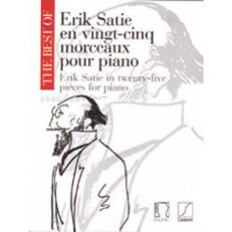 SATIE Eric  - The best of