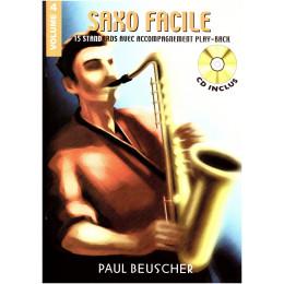 SAXO FACILE - Volume 4