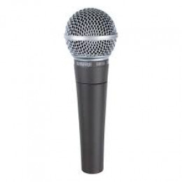 SHURE - SM58-LCE - Voix