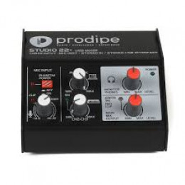 PRODIPE INTERFACE STUDIO 22 +