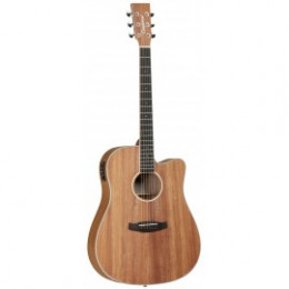 TANGLEWOOD -  Dreadnought électro - TWU DCE