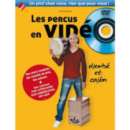 LES PERCUS EN VIDEO