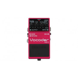 BOSS - VO 1 - VOCORDER