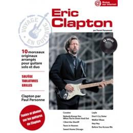CLAPTON - Voyage en guitare