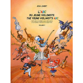 LENERT - L'ABC du jeune violoniste - Vol 2