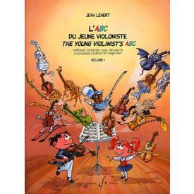 LENERT - L'ABC du jeune violoniste - Vol 1