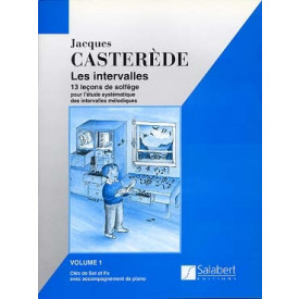 CASTEREDE - Les Intervalles - Vol 1