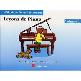 KEVEREN - Leçons de piano - Vol 1