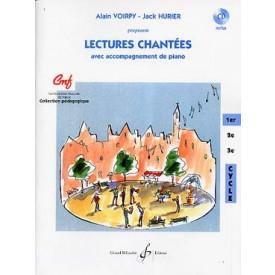 VOIRPY/HURIER - Lectures chantées - Vol1
