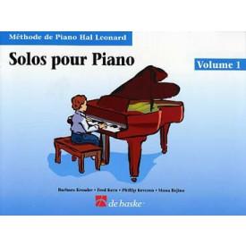 KEVEREN - Solos pour piano avec CD - Vol 1