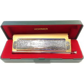 "HOHNER ""SUPER CHROMONICA"""