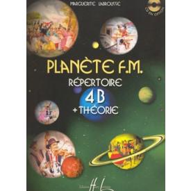 LABROUSSE - Plan̬ète FM. vol 4B Répertoire + Théorie