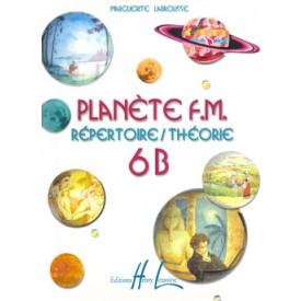 LABROUSSE - Plan̬ète FM. vol 6B Répertoire + Théorie