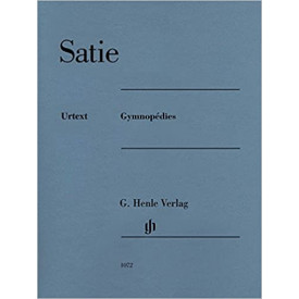 SATIE Eric  - Gymnopédies